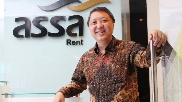Prodjo Sunarjanto, ASSA, Adira Sarana Armada, Adira Ren Car, CEO, Interview, TRA, Auto Serasi Raya, penyewaan, mobil, TP Rahmat
