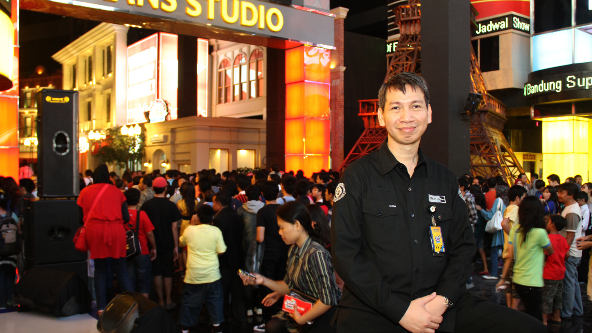 Chairal Tanjung, Trans Corp, CT Group, Trans Studio