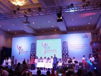 Citi Indonesia Women Council 2015