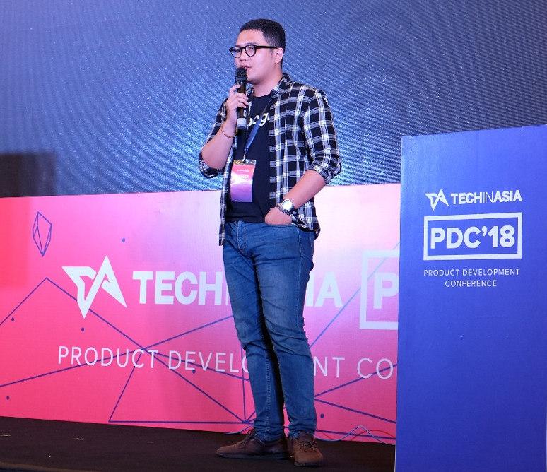 Adi Arriansya, founder startup Sagara Technology (PT Sagara Asia Teknologi)