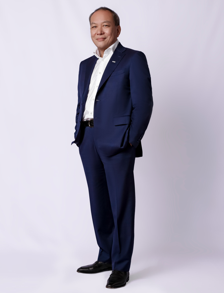 Director in Charge Astra Financial, Suparno Djasmin.